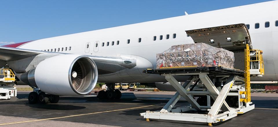 Авиаперевозка грузов в Израиле