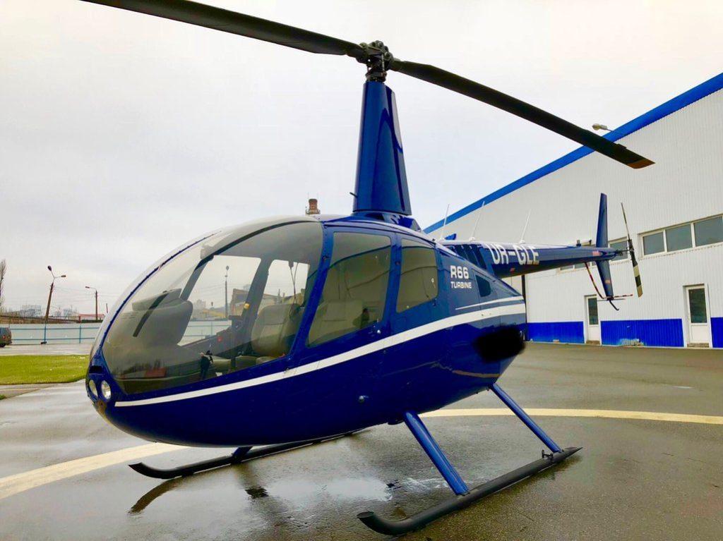 Аренда и покупка вертолета в Израиле
