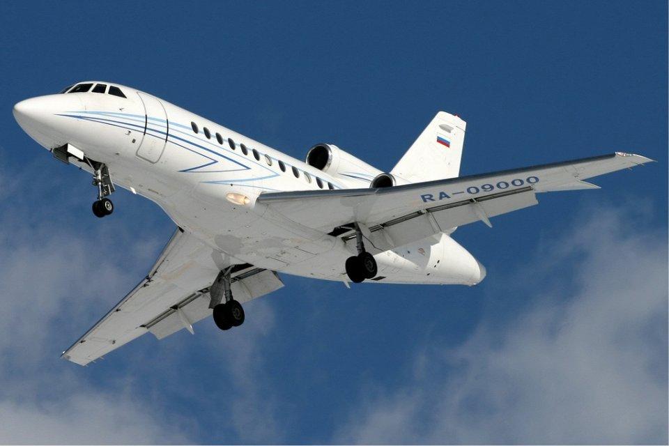 Израильский авиационный парк предлагает к услугам туристов и бизнесменов частные реактивные самолеты.